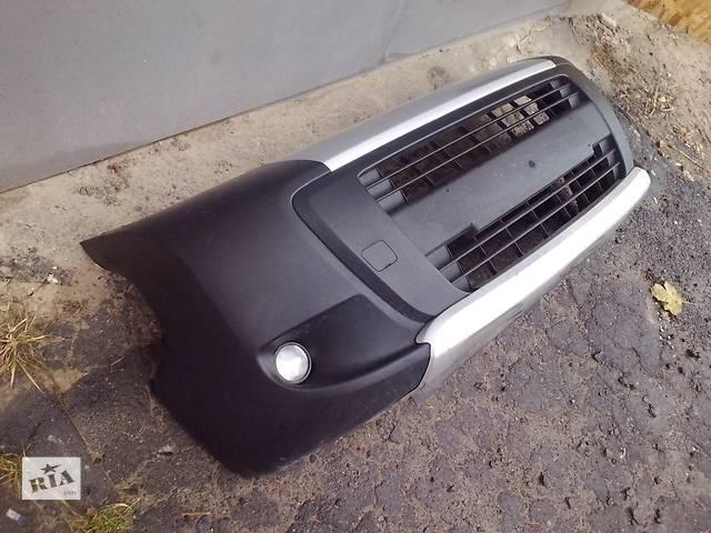 купить бу Б/у бампер передний пасс с галогенками и проводкой Peugeot Bipper Nemo Fiorino Qubo в Хмельницком