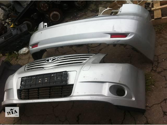 Б/у бампер передний Toyota Avensis- объявление о продаже  в Киеве