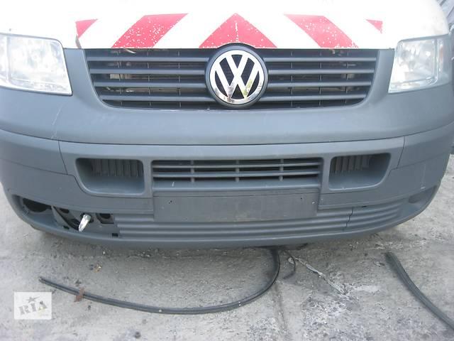 Б/у бампер передний  Volkswagen T5 (Transporter).- объявление о продаже  в Ровно