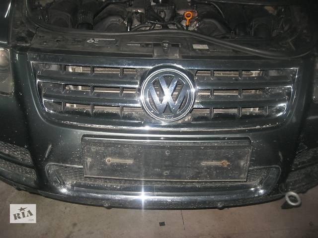 бу Б/у бампер передний Volkswagen Touareg в Ровно