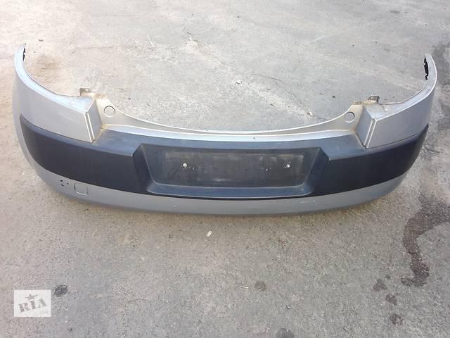 Б/у бампер задний для хэтчбека Renault Megane II- объявление о продаже  в Луцке