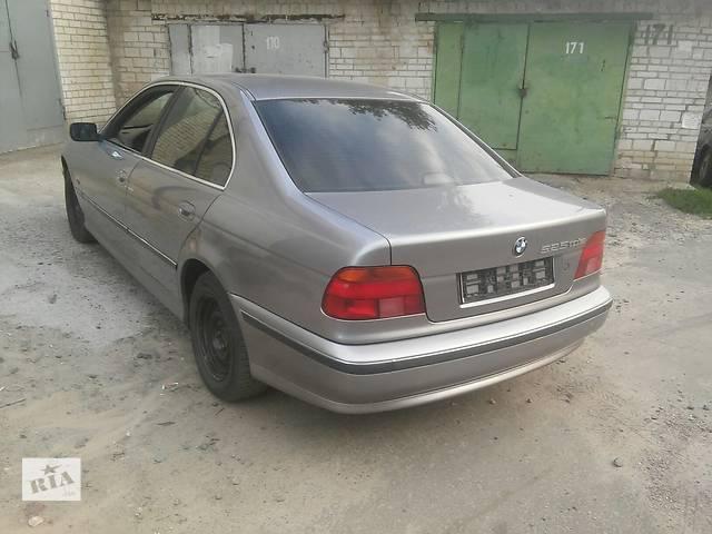 бу Б/у бампер задний для легкового авто BMW 5 Series e39 е39 в Киеве