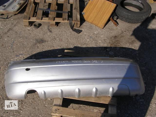продам Б/у бампер задний для легкового авто Daewoo Matiz бу в Таврийске