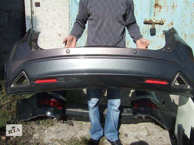 купить бу Б/у бампер задний для легкового авто Honda Civic в Ровно