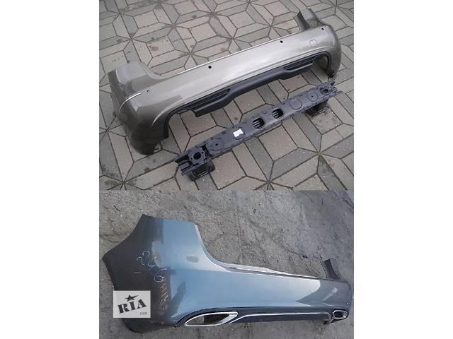 продам Б/у бампер задний для легкового авто Mercedes B-Class w246 11- бу в Львове