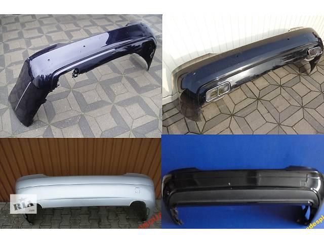 купить бу Б/у бампер задний для легкового авто Mercedes S-Class w221 05-13 в Львове