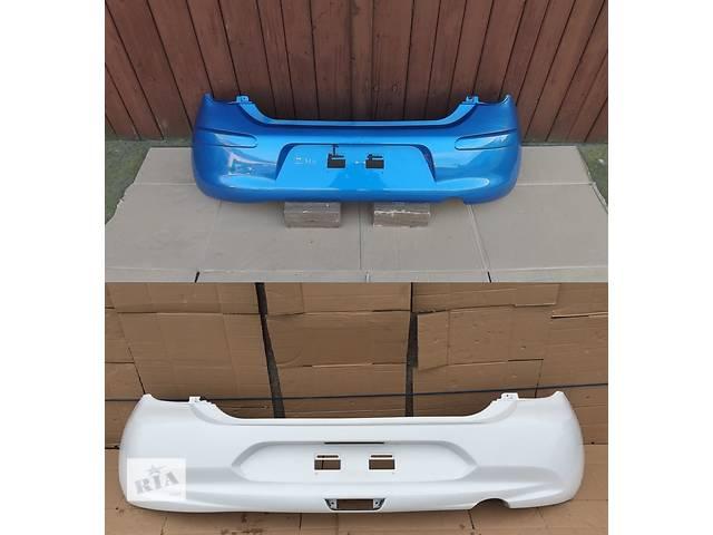 Б/у бампер задний для легкового авто Nissan Micra k13- объявление о продаже  в Львове