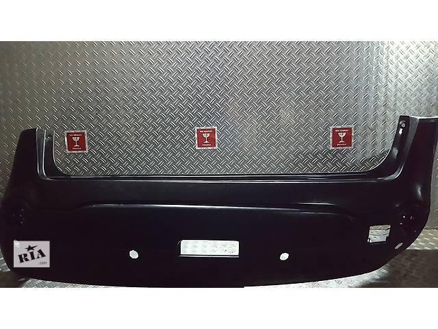 купить бу Б/у бампер задний для легкового авто Nissan Qashqai в Ровно