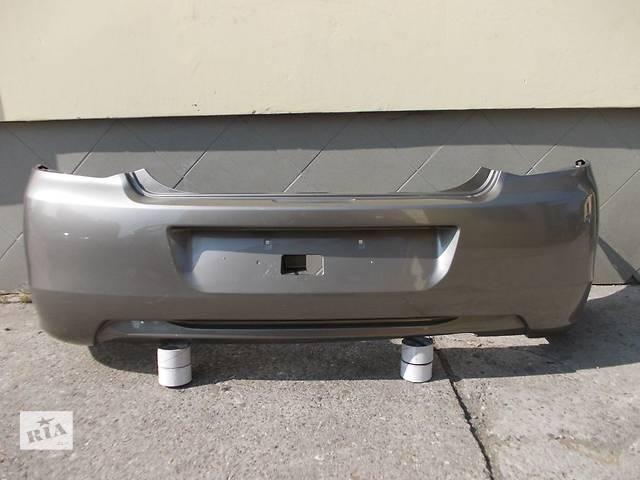 продам Б/у бампер задний для легкового авто Peugeot 301 бу в Львове