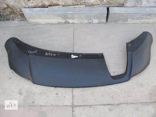 бу Б/у бампер задний для легкового авто Seat Altea ДЕШЕВО В НАЛИЧИИ!!! в Львове