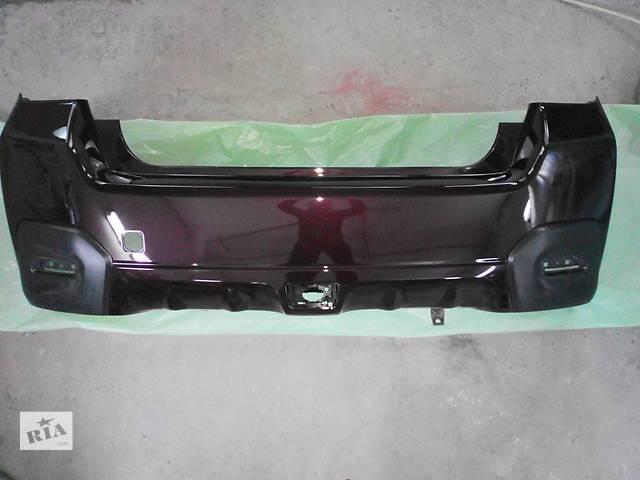 купить бу Б/у бампер задний для легкового авто Subaru XV в Киеве