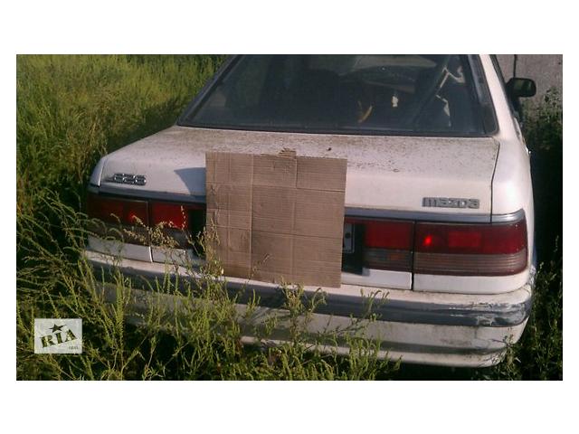 продам Б/у бампер задний для седана Mazda 626 1988-1991 бу в Николаеве