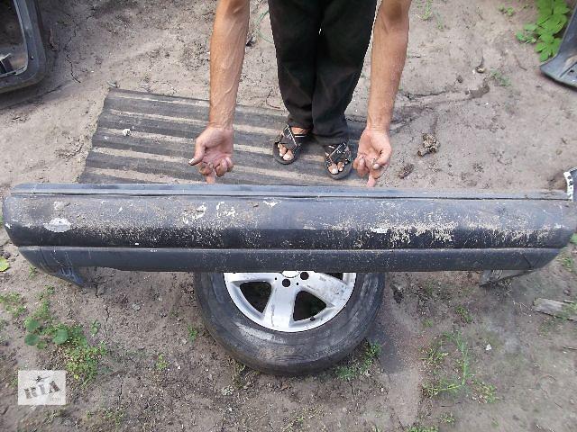 купить бу Б/у бампер задний для седана Mercedes 124 1992 в Днепре (Днепропетровск)