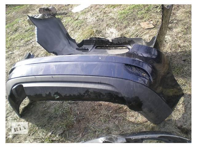 Б/у бампер задний для седана Renault Fluence 2012- объявление о продаже  в Запорожье