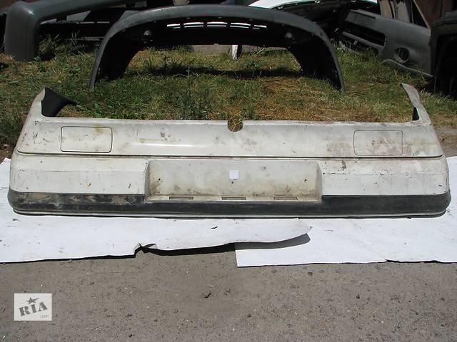 Б/у бампер задний Peugeot 605- объявление о продаже  в Броварах