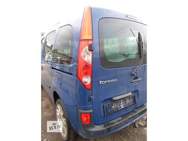 бу Б/у Бампер задний задній Renault Kangoo Кенго 1,5 DCI 2008-2012 в Рожище