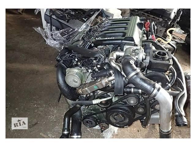 купить бу Б/у блок двигателя для легкового авто BMW X5 e53 3.0 D в Ужгороде