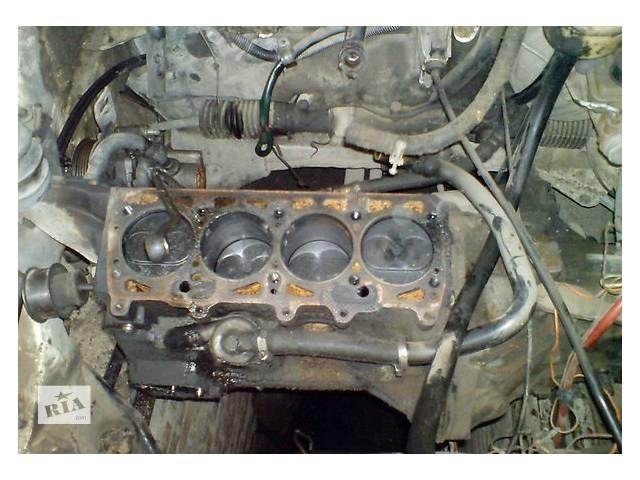 бу Б/у блок двигателя для легкового авто Fiat Regata 1.9 D в Ужгороде