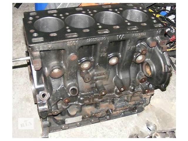 продам Б/у блок двигателя для легкового авто Opel Vivaro 2.5 dti бу в Ужгороде