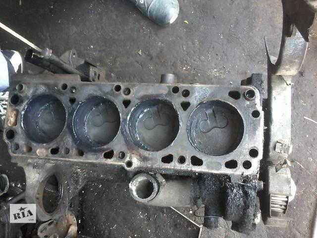 бу Б/у блок двигателя для легкового авто Volkswagen Golf II 1,6д в Луцке