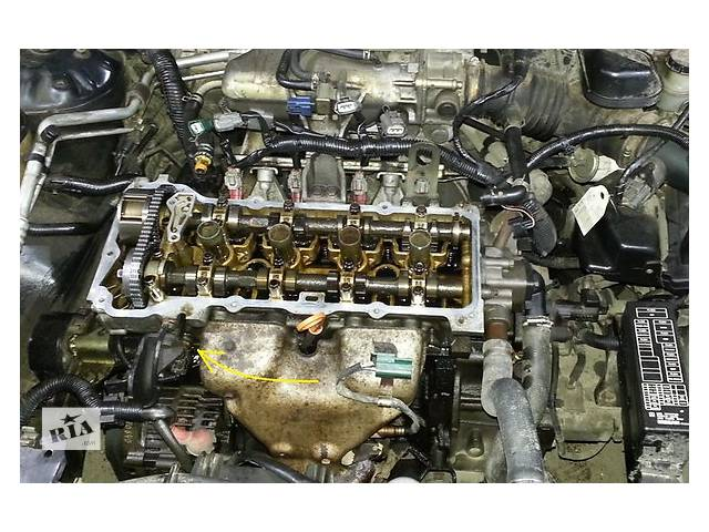 продам Б/у блок двигуна для легкового авто Nissan Almera 1.5 бу в Ужгороде