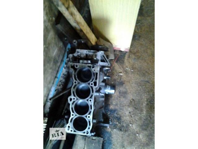 бу Б/у блок двигуна для легкового авто Nissan Bluebird 1.8 в Ужгороде