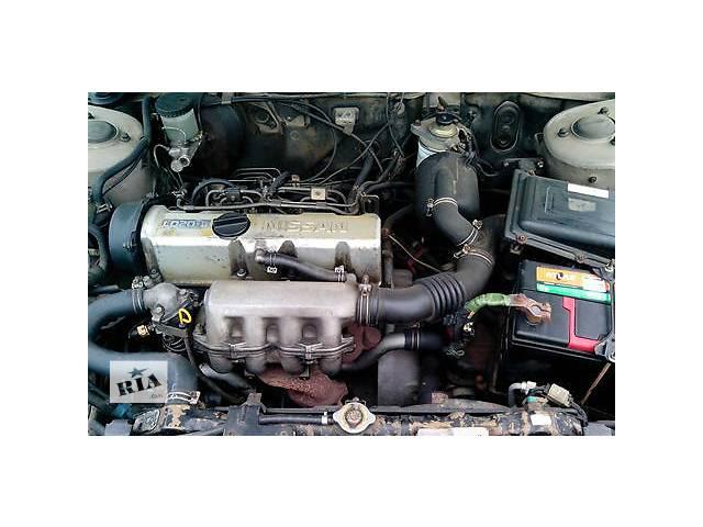 Б/у блок двигуна для легкового авто Nissan Bluebird 2.0 d- объявление о продаже  в Ужгороде