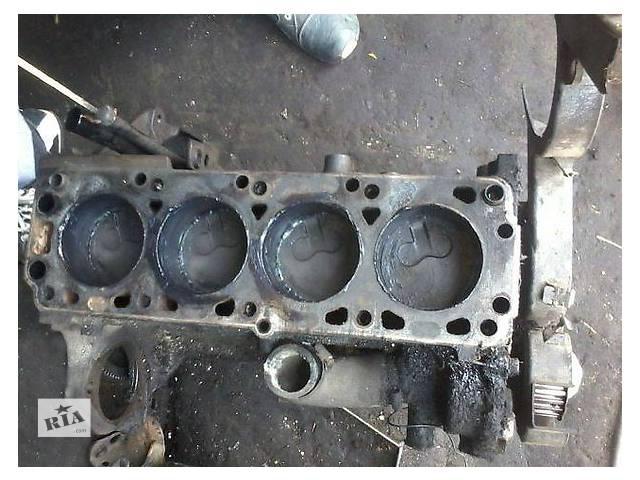 бу Б/у блок двигуна для легкового авто Opel Ascona 1.6 d в Ужгороде
