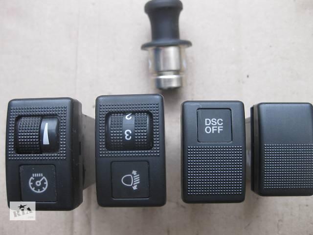 Б/у блок кнопок в торпеду прикуриватель кнопки Mazda 6- объявление о продаже  в Львове
