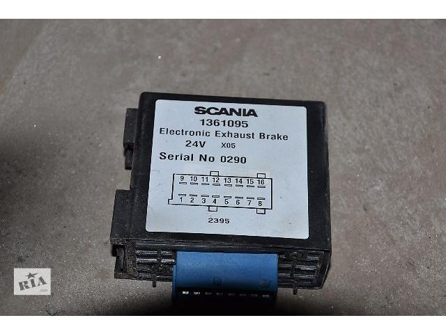 Б/у блок управления интардером Scania 124- объявление о продаже  в Тернополе