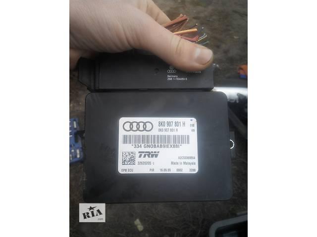 продам Б/у блок управления для легкового авто Audi A5 бу в Львове