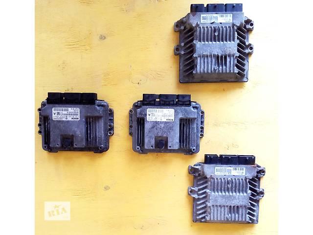 Б/у блок управления двигателем 1,6/2,0 Скудо Експерт Джампі Джампи Scudo Expert Jumpy (3) с 2007г.- объявление о продаже  в Ровно