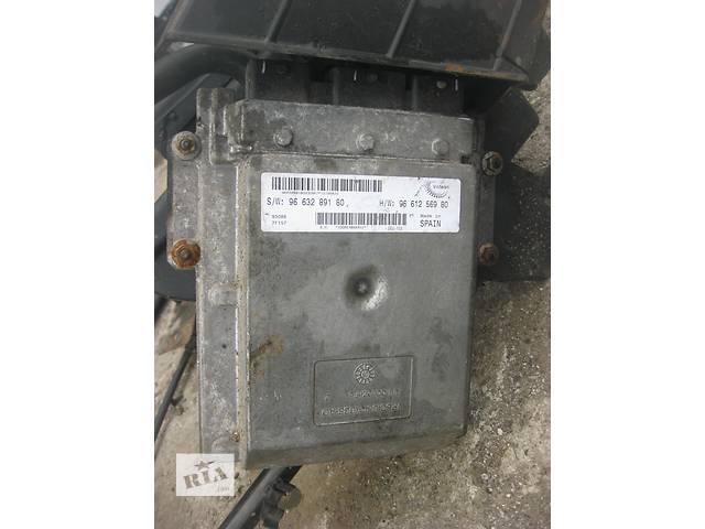 продам Б/у блок управления двигателем Citroen Jumper 2.2 hdi 2006- бу в Ровно