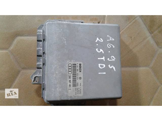 купить бу Б/у блок управления двигателем для легкового авто Audi A6 4A0907401E в Львове