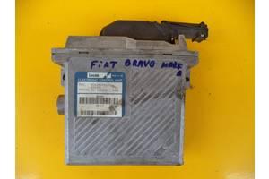 б/у Блоки управления двигателем Fiat Brava