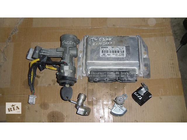купить бу Б/у блок управления двигателем для легкового авто Hyundai Tucson 2007 2.0 D в Коломые