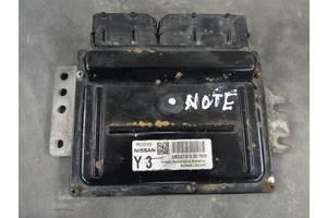 б/у Блоки управления двигателем Nissan Note
