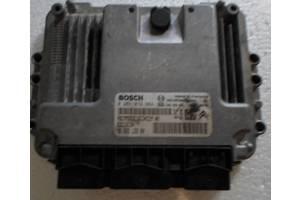 б/у Блоки управления двигателем Peugeot 207
