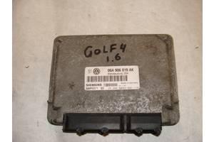 б/в Блоки керування двигуном Volkswagen Golf IV