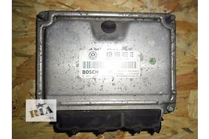 б/у Блоки управления двигателем Volkswagen Lupo