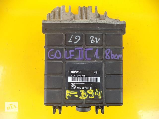 бу Б/у блок управления двигателем для легкового авто Volkswagen Passat (1,8)(88-97) в Луцке