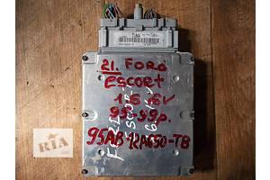 б/у Блоки управления двигателем Ford Escort