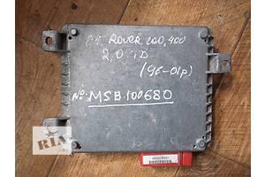 б/у Блоки управления двигателем Rover 400