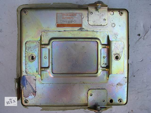 купить бу Б/у блок управления двигателем Suzuki Vitara 1.6 1989-1991 в Броварах
