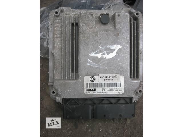 купить бу Б/у блок управления двигателем Volkswagen Caddy в Ровно
