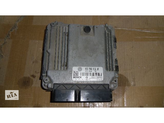 Б/у блок управления дизельным двигателем для легкового авто Volkswagen Jetta 2008- объявление о продаже  в Коломые