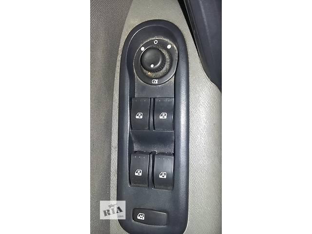 бу Б/у Блок управления электро зеркалами Renault Kangoo Кенго 1,5 DCI К9К 2008-2012 в Рожище