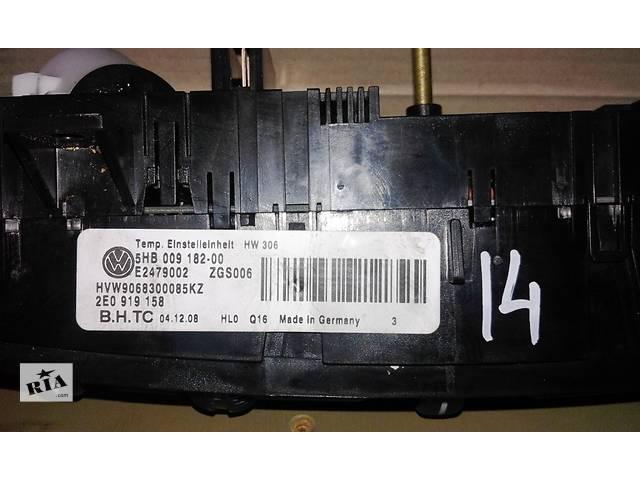 бу Б/у Блок управления кондиционером Легковой Volkswagen Crafter 2,5 TDI Пассажирский 2008 в Рожище