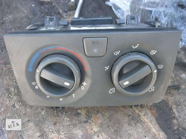 бу Б/у блок управления печкой перекючатель печки Citroen Jumper 2006- в Ровно