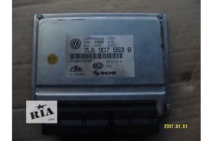 б/в Блоки управління пневмопідвіскою Volkswagen Touareg